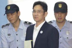 Por soborno, herederos de Samsung fue condenado a 5 años de prisión