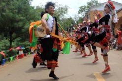 El foklor chino en música, danza y colorido…