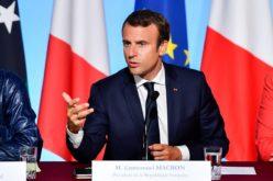 Cumbre Internacional sobre Cambio Climático será en Francia en diciembre, anuncia el presidente Emmanuel Macron