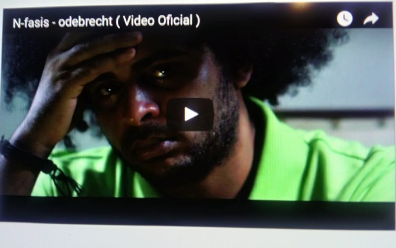 "(Video) El rap ""Odebrecht"" ya tiene video…"