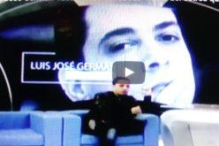 (Video) El ex Gordo Germán habla «rascándose la cabeza» del estrés que genera producir un programa de tv y lo difícil de mantenerlo