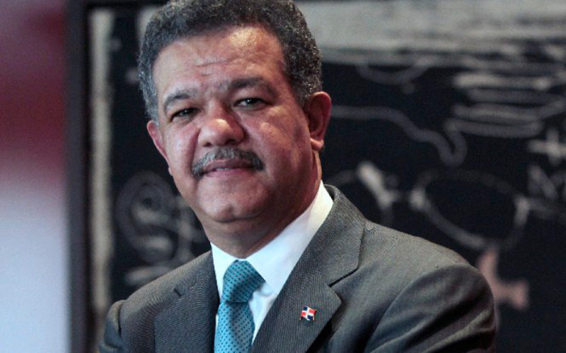"""Leonel Fernández advierte intervención militar a Venezuela sería peor alternativa; la ve """"nefasta y grave error histórico"""""""
