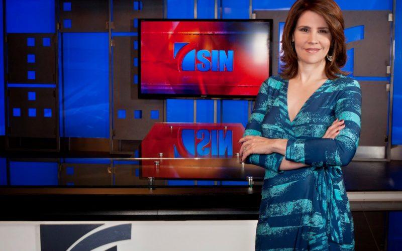Alicia Ortega como moderadora de panel sobre el futuro de la publicidad