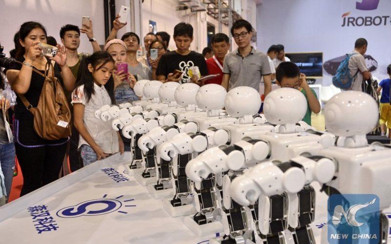 La «inteligencia artificial» avanza en China…