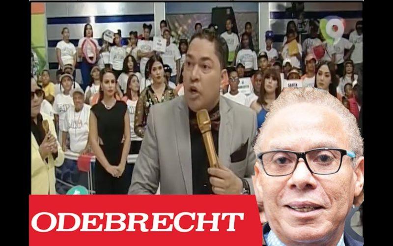 (Video) El Pachá apostó a la puesta en libertad de Angel Rondón, y ganó…