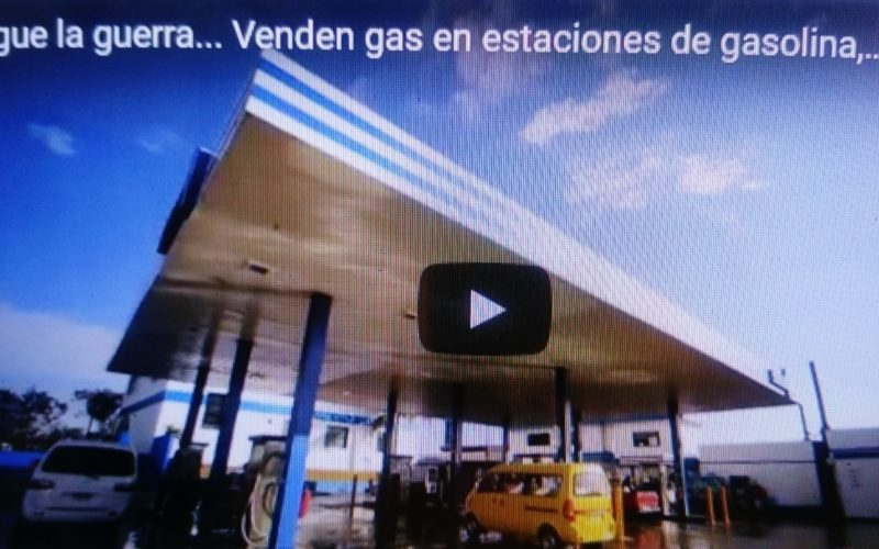 (Video) Venden o no venden gas en estaciones de gasolina…? La guerra continúa…!