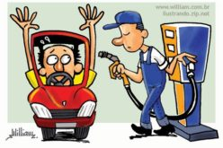 """Aumentos del precio de la gasolina y el manido cuento de que """"Cuando sube, sube; y cuando baja, baja"""""""