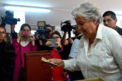 Ahora la esposa del ex presidente José Mujica es la vicepresidenta de Uruguay