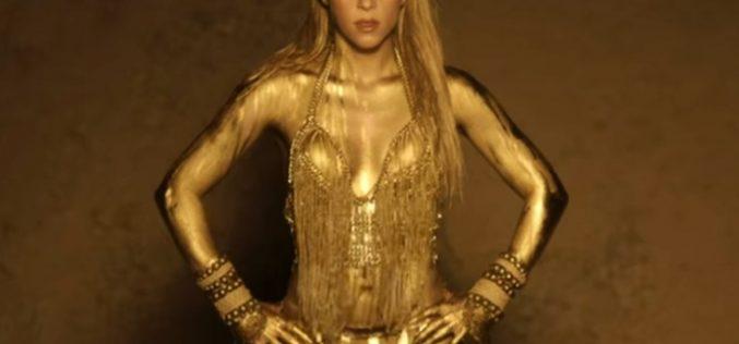 """(Video) Shakira con Nicky Jam y """"El perro fiel""""…"""