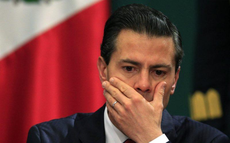 Presidente Peña Nieto informa son más de 30 los muertos en Mexico por terremoto de 8.2 en escala Richter y más de 200 heridos
