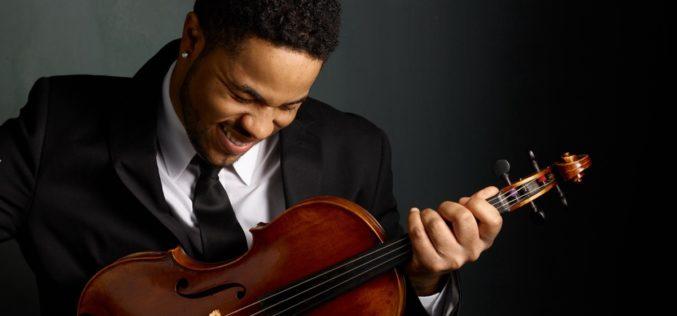 En continuación Temporada Conciertos 2017 OSN el violinista Drew Alexander Forde es solsita invitado