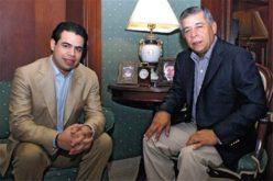 (Video) Robertico y Roberto Salcedo en campaña «full»…