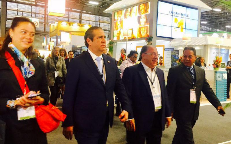 Turismo europeo hacia RD ha crecido un 20% este 2017, dice ministro Francisco Javier García en feria de Francia