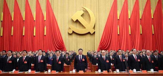 "Presidente de China dice Partido Comunista construirá gran país socialista moderno; pronostica victoria anticorrupción ""aplastante"""