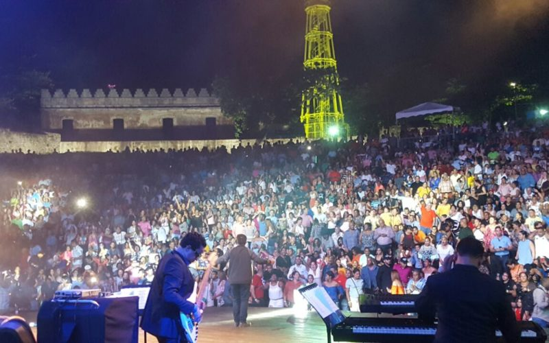 El Torito, suma otro éxito, «matador», en el anfiteatro de Puerto Plata…