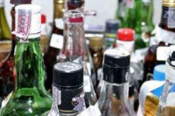 """Apresan a """"La Gorda"""" en Boca Chica por supuetamente falsificar bebidas alcohólicas de diferentes marcas"""