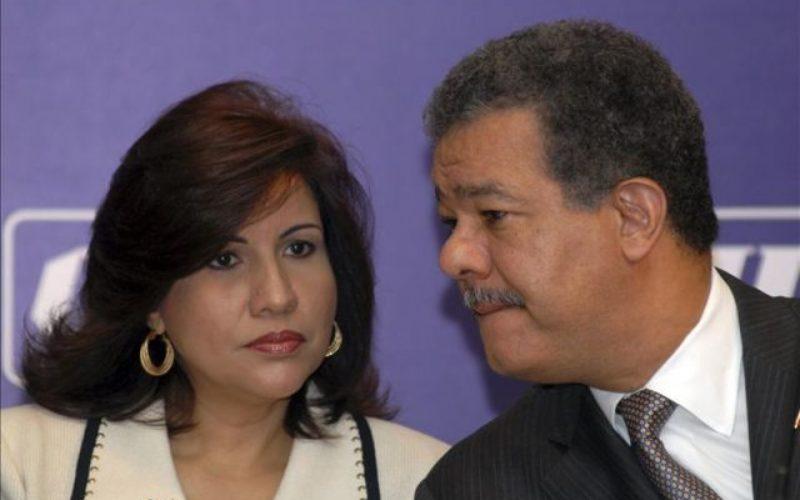 Leonel sale en defensa de su esposa Margarita, la vicepresidenta, ante pronunciamientos de Felucho