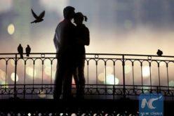 En China se consiguen las parejas en programas de televisión
