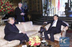 La felicitación de Donald Trump a su homólogo Xi Jinping por su reelección como secretario general del Partido Comunista de China