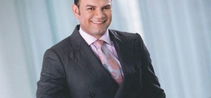 Andrés van der Horst hijo designado asesor turístico del Presidente de la República
