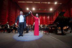 Pianista Jie Chen y el maestro José Antonio Molina conquistan público en el Teatro Nacional