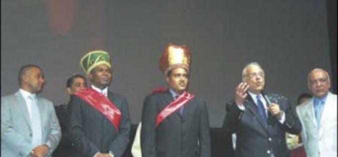 VidalCedeño celebra el retorno de Radymond y Miguel, Los Reyes del Humor, a la tv
