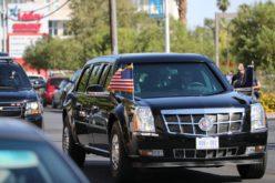 Donald Trump visita Las Vegas en solidaridad con víctimas de masacre y sus familiares