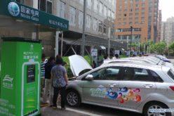 Autos eléctricos son una realidad en China; Beijing instala mi 895 puestos de recarga de energía