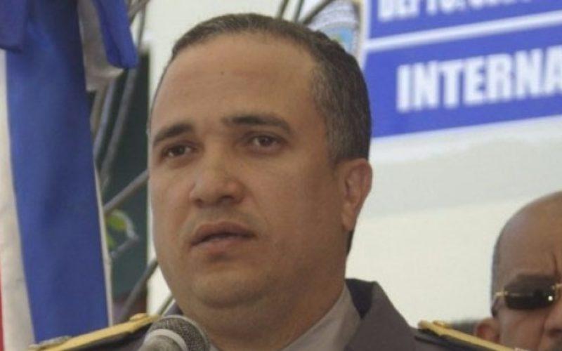 (Video) El Pachá entrevistando al director de la Policía, mayor general Ney Aldrín Bautista