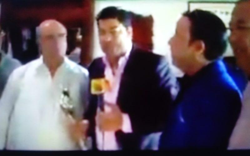 (Video) Hipólito ahora no define si será con el PRM, pero está seguro será candidato y próximo presidente RD