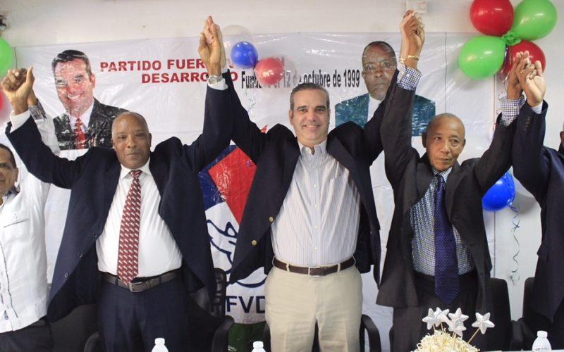 Luis Abinader quiere una gran alianza para «el cambio»