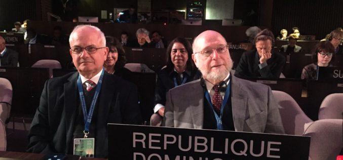 Ministro expone en París ante la Unesco avances de RD en cultura y educación