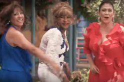 Milly, La Vieja Fefa y Maridalia Hernández sienten que «La pimienta es la que pica»