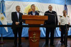 """Presidente argentino Mauricio Macri pide """"investigación seria"""" sobre desaparción del submarino con 44 tripulantes"""