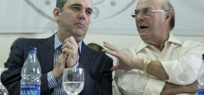 Hipólito entiende que para él volver a ser Presidente de la República, Luis Abinader no cuenta