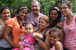 El mensaje del presidente Danilo Medina a propósito del Día de la No Violencia contra la Mujer, este sábado