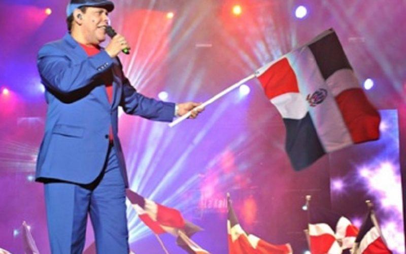 Fernando Villalona al Teatro Nacional con un concierto en el que interpretará sus éxitos de 45 años, esta vez con arreglos sinfónicos