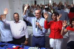 Si no hay voluntad para enfrentar la corrupción no habrá forma de reducir la pobreza ni la desigualdad, dice Luis Abinader