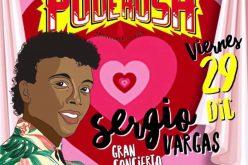 (Video) Sergio inicia hoy gira de fin de año por EEUU luego de actuación en Cali, Colombia, bajo un aguacero…
