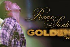 Romeo Santos y su Golden Tour, gira con 16 funciones en escenarios de EEUU y Canadá, para arrancar con el 2018