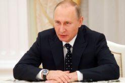 Vladimir Putin va otra vez por la reelección
