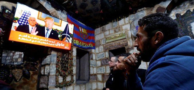 Considera decisión de Donald Trump reconociendo a Jerusalén es desafío internacional que incrementará tensiones