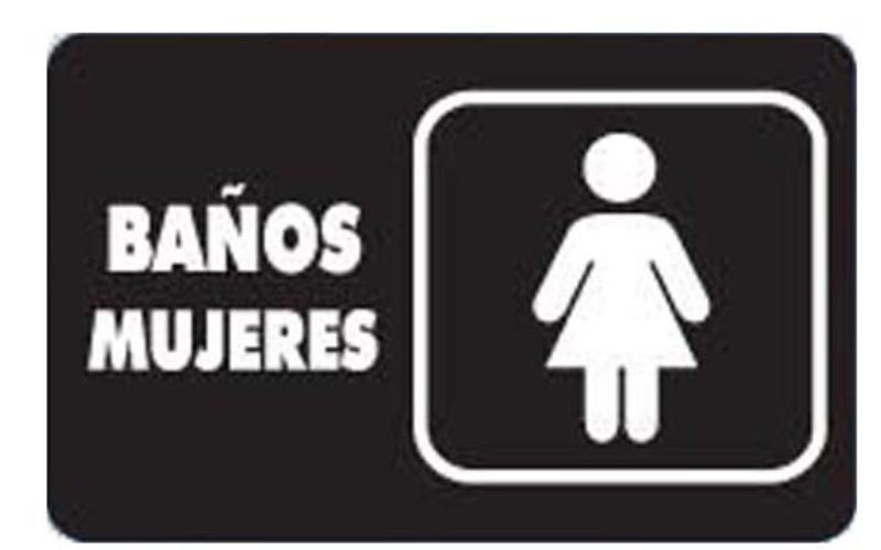 """El impactante acontecimiento noticioso de la inauguracion de un """"baño de damas"""" de los Leones del Escogido"""