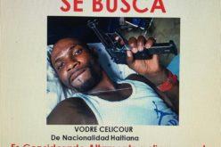 La Policía tiene un «Se Busca» para haitiano que anda fuertemente armado y es altamente peligroso