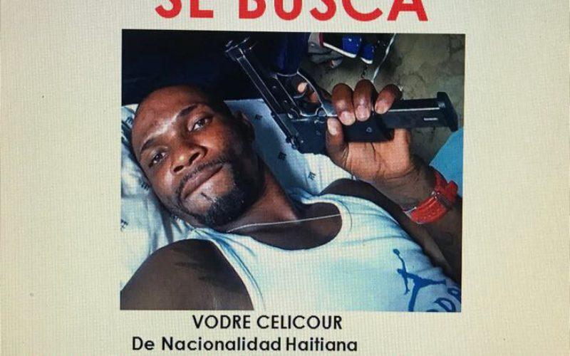 """La Policía tiene un """"Se Busca"""" para haitiano que anda fuertemente armado y es altamente peligroso"""