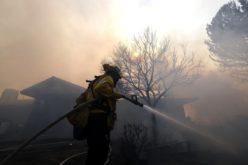 Donald Trump declara a California en estado de emergencia por los incendios