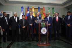 Presidente dominicano valora diálogo del gobierno y la oposición de Venezuela en su país