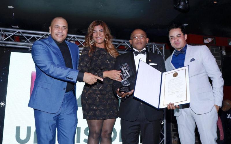 Congreso de Estados Unidos reconoce al chef dominicano Jay Rodríguez
