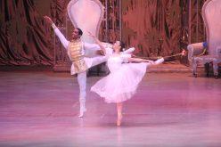 El Ballet Concierto Dominicano con la suite «Cascanueces» a Galería 360