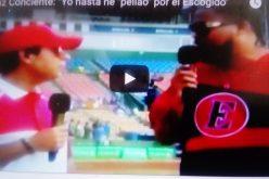 (Video) Lápiz Conciente se define como escogidista de corazón: «Hasta he «peliao» por el Escogido»